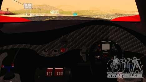 Mazda Furai 2008 for GTA San Andreas side view