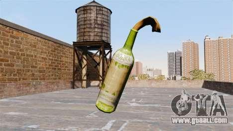 The Molotov cocktail-birch Bruneck- for GTA 4