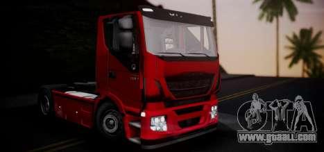 Iveco Stralis HI-ROAD for GTA San Andreas
