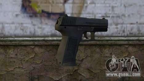 HK P2000 from CS:GO v1 for GTA San Andreas second screenshot