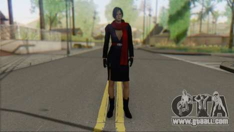 Ada Wong v2 for GTA San Andreas