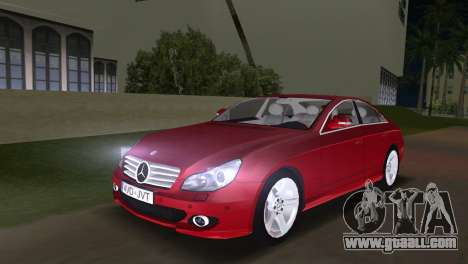 Mercedes-Benz CLS500 for GTA Vice City