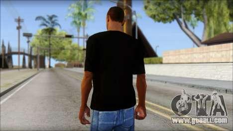 Wild POP Thing Shirt for GTA San Andreas second screenshot