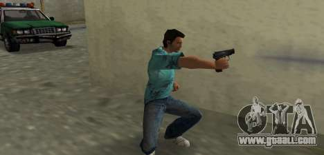 A Makarov Pistol for GTA Vice City second screenshot