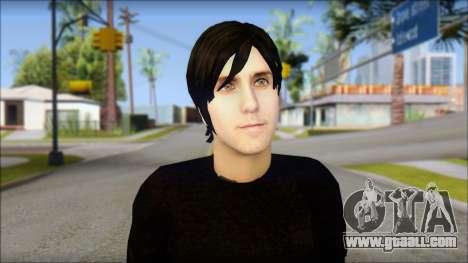 Jared Leto for GTA San Andreas third screenshot