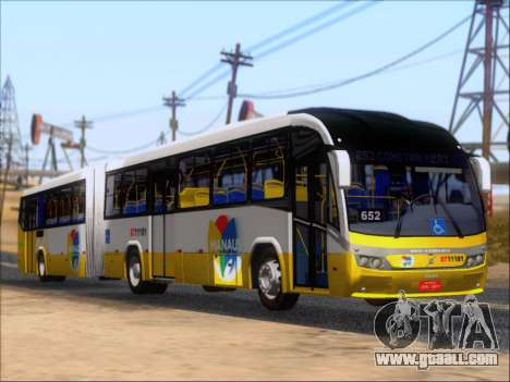 Neobus Mega BRT Volvo B12M-340M for GTA San Andreas