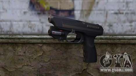 VP-70 Pistol from Resident Evil 6 v1 for GTA San Andreas