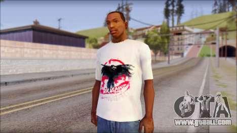 Rise Against T-Shirt V2.1 for GTA San Andreas