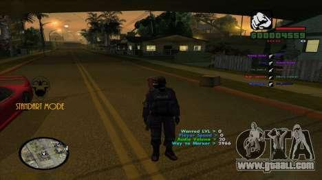 Indicators for GTA San Andreas second screenshot