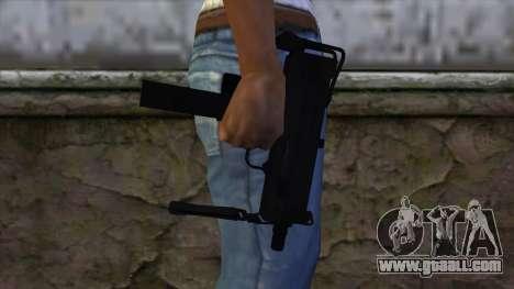 Mac-10 from CS:GO v2 for GTA San Andreas third screenshot