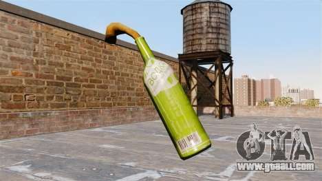 The Molotov cocktail-birch Bruneck- for GTA 4 second screenshot