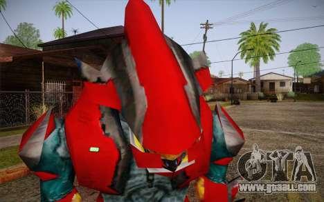 Red Elite v2 for GTA San Andreas third screenshot
