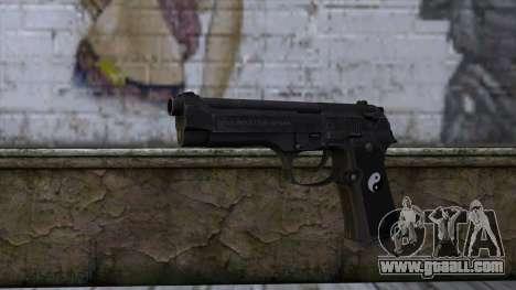 Marisa M9 Custom Master Spark for GTA San Andreas