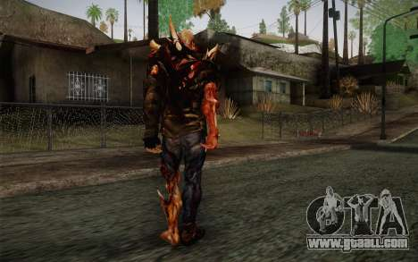 Zombie Heller from Prototype 2 for GTA San Andreas second screenshot