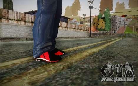 Shoes Macbeth Eddie Reyes for GTA San Andreas second screenshot