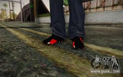 Shoes Macbeth Eddie Reyes for GTA San Andreas
