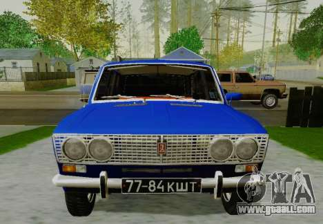 VAZ 21032 for GTA San Andreas back view