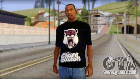 Eskimo Callboy Eisbaer T-Shirt for GTA San Andreas