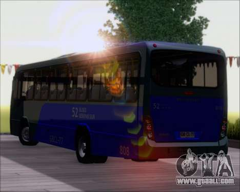 Neobus Spectrum City Mercedes Benz OF-1722 for GTA San Andreas
