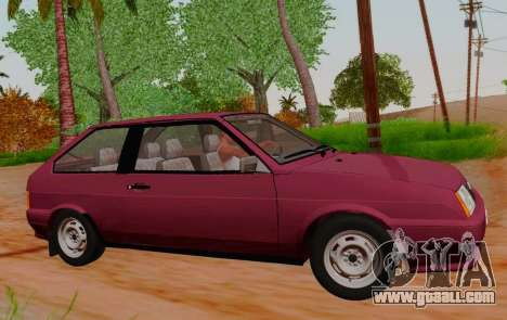 VAZ 21083 for GTA San Andreas left view