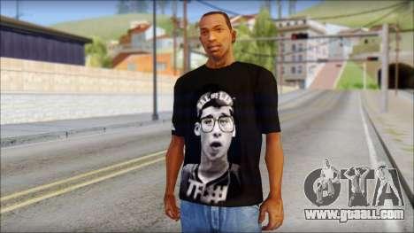 Jeremy Lin BAL-LIN T-Shirt for GTA San Andreas