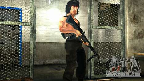 Rambo for GTA 4