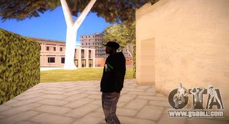 Sweet Swag Nigga for GTA San Andreas second screenshot
