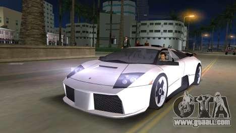 Lamborghini Murcielago V12 Tuning v.2 Final for GTA Vice City