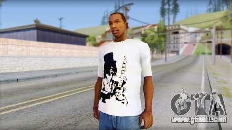 Slash T-Shirt for GTA San Andreas