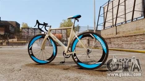 GTA V Tri-Cycles Race Bike for GTA 4 left view