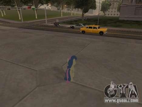 Bonbon for GTA San Andreas fifth screenshot