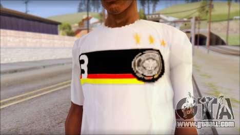 A.Friedrich Trikot T-Shirt for GTA San Andreas third screenshot