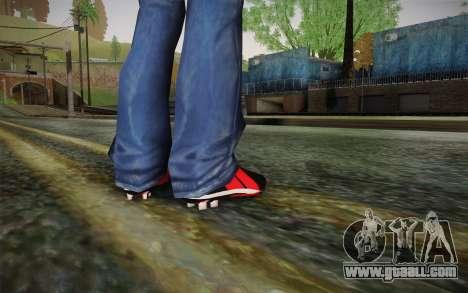 Shoes Macbeth Eddie Reyes for GTA San Andreas third screenshot