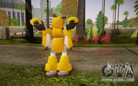 Metabee for GTA San Andreas second screenshot