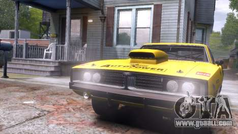 Dodge Charger RT 1969 EPM for GTA 4