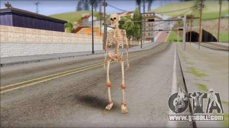 Skeleton from Sniper Elite v2 for GTA San Andreas
