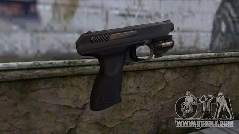 VP-70 Pistol from Resident Evil 6 v1 for GTA San Andreas second screenshot