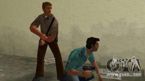 A Makarov Pistol for GTA Vice City fifth screenshot