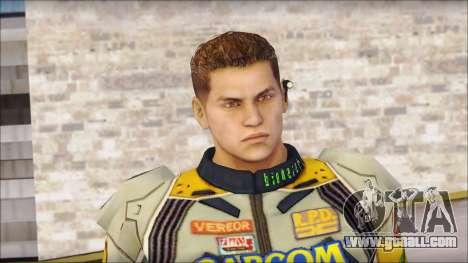 Piers Amarillo no Gorra for GTA San Andreas third screenshot