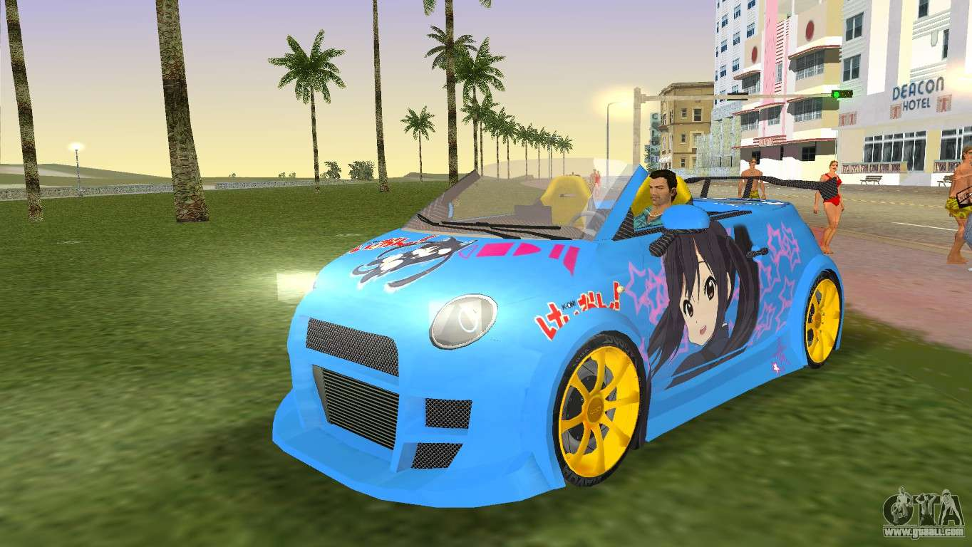 Fiat Of Glendale >> Fiat 500 ZTuning for GTA Vice City
