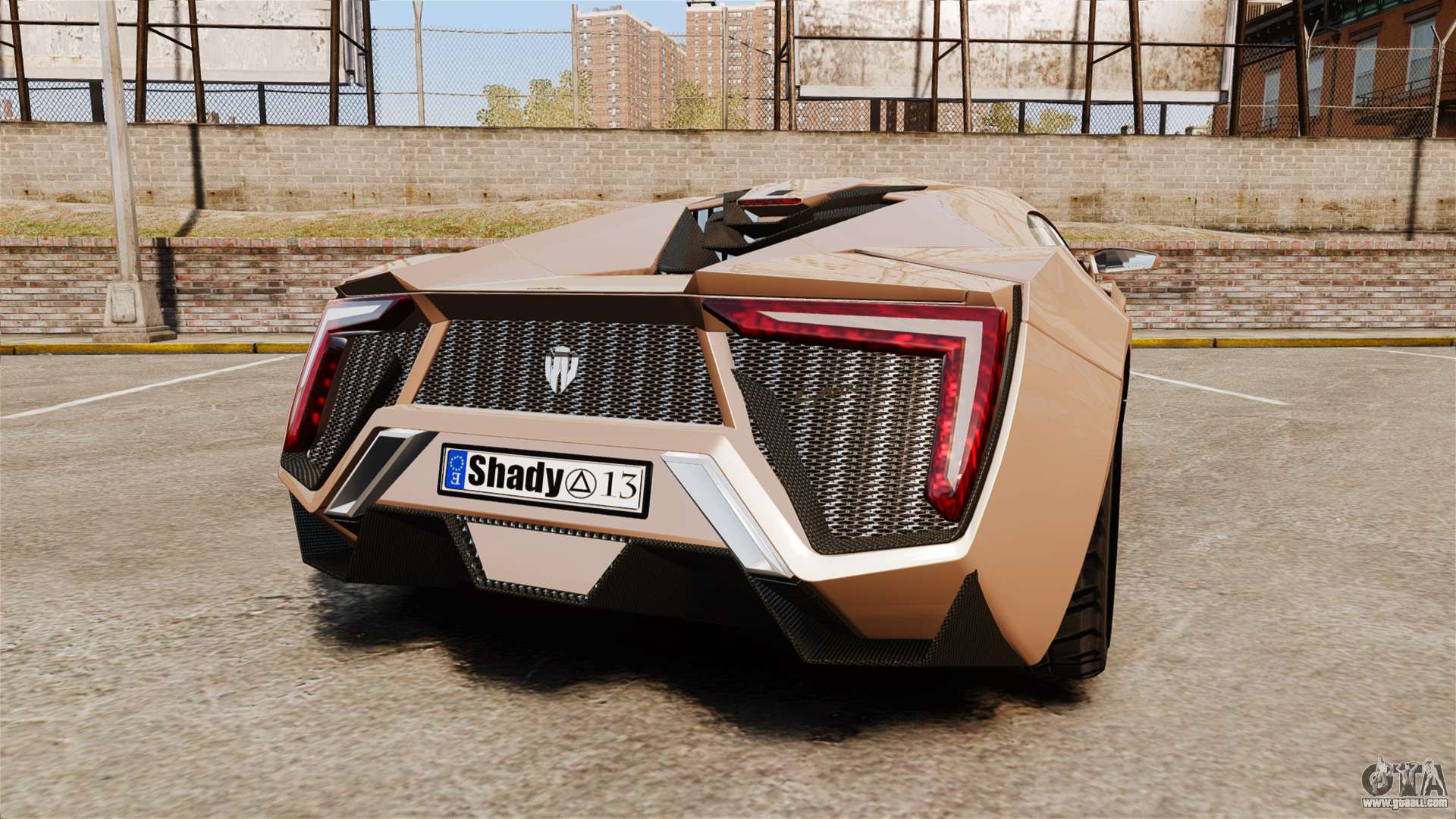 Most Expensive Car In The World >> Lykan HyperSport for GTA 4