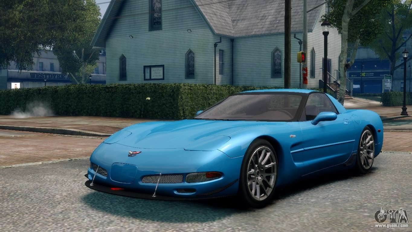 chevrolet corvette z06 c5 2002 v3 0 epm for gta 4. Black Bedroom Furniture Sets. Home Design Ideas