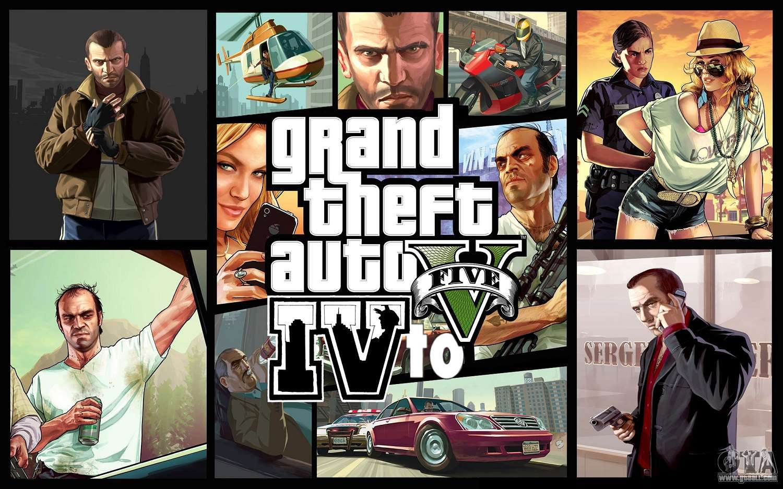 Grand Theft Auto IV  Wikipedia