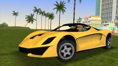 Turismo R from GTA 5 for GTA Vice City
