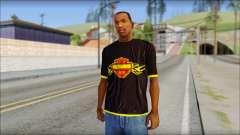 Harley Davidson T-Shirt for GTA San Andreas