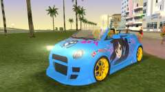 Fiat 500 ZTuning for GTA Vice City
