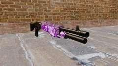 Ружье Franchi SPAS-12 Purple Camo