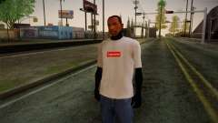 Supreme T-Shirt for GTA San Andreas