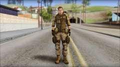 Piers Nivans Resident Evil 6