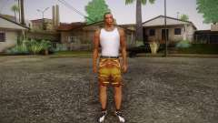 Camo Shorts Pants for GTA San Andreas